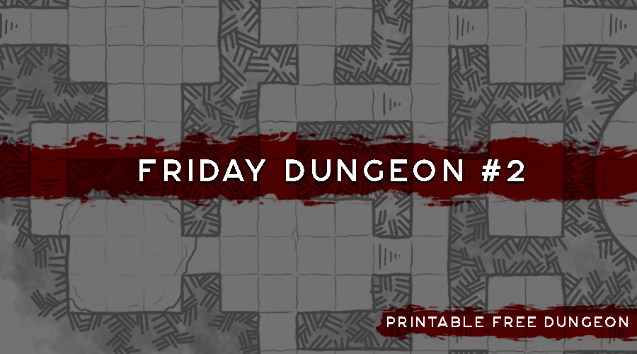 Printable Dungeons